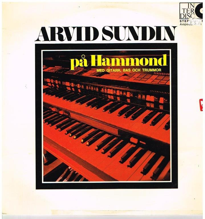 Arvid Sundin - Hammond 1