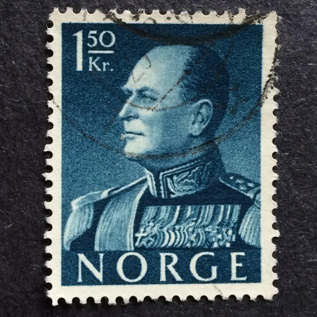 kung olav norge