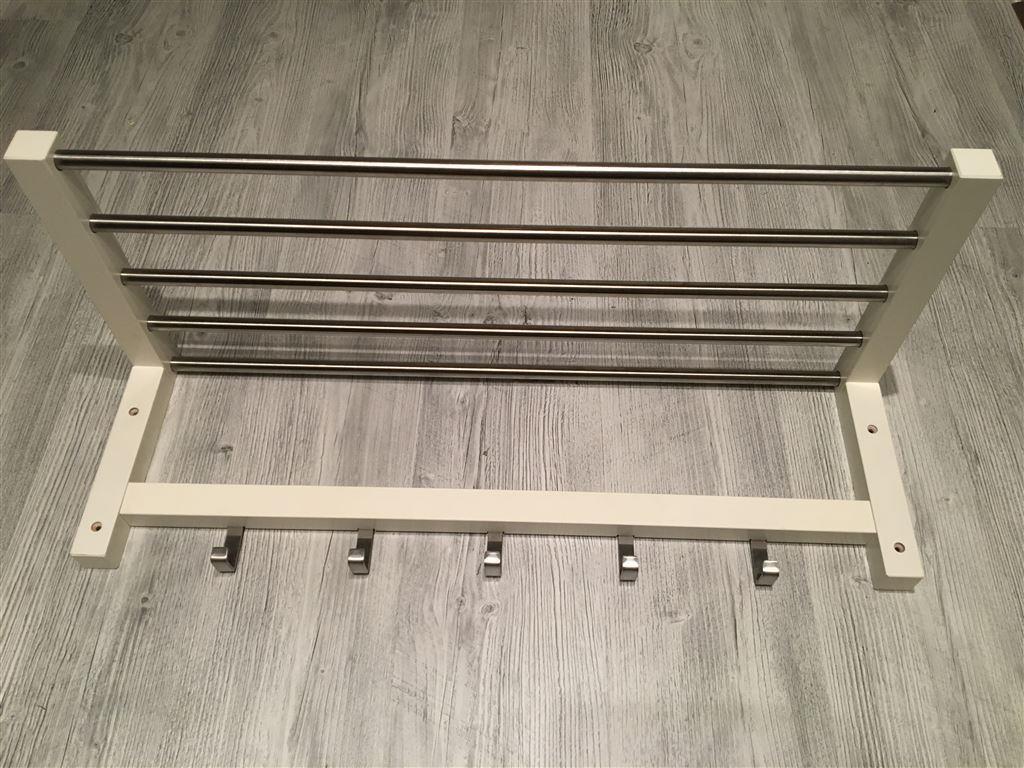 TJUSIG Hatthylla vit IKEA på Tradera com Hallmöbler Möbler Hem