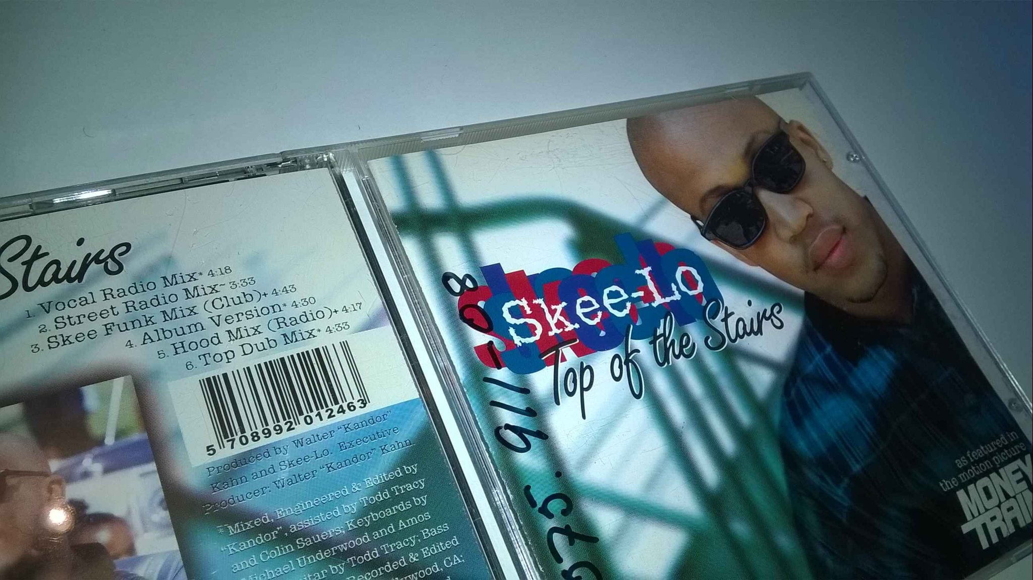 Skee-Lo - Top Of The Stairs, CD, single!