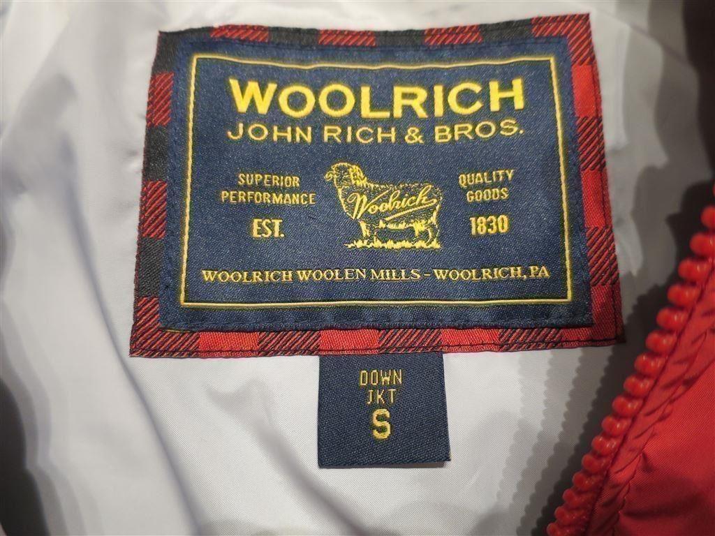 Woolrich Jacka Storlekar