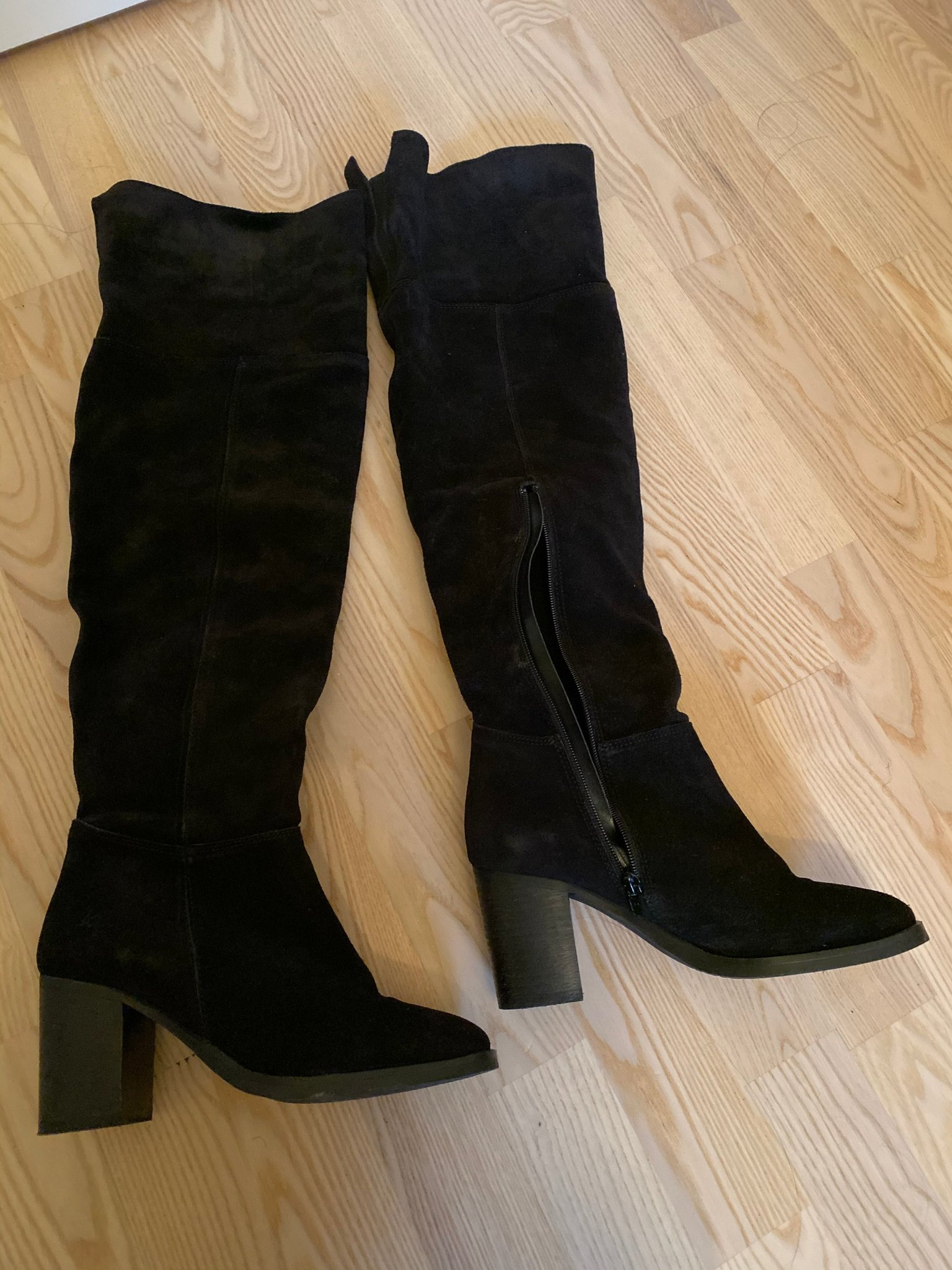 Overknee boots k.cobler