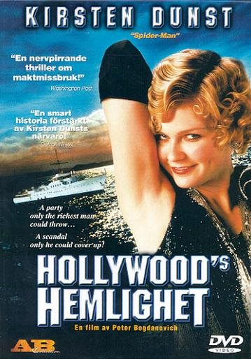 Hollywood's hemligheter The Cat's Meow DVD 2001 Drama Thriller