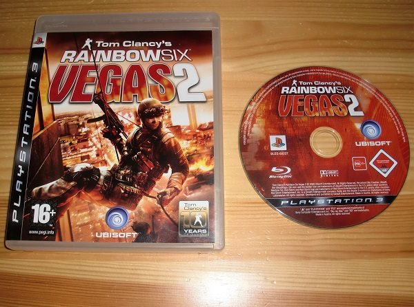 PS3: Tom Clancys Rainbow Six Vegas 2