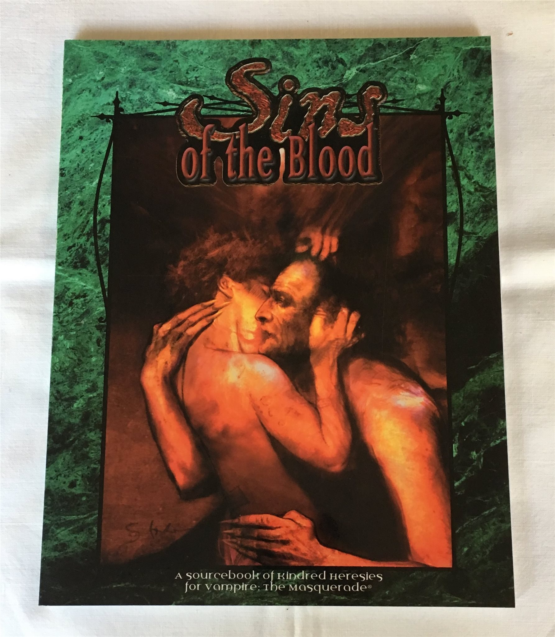 Sins of the blood - Vampire - The Masqurade