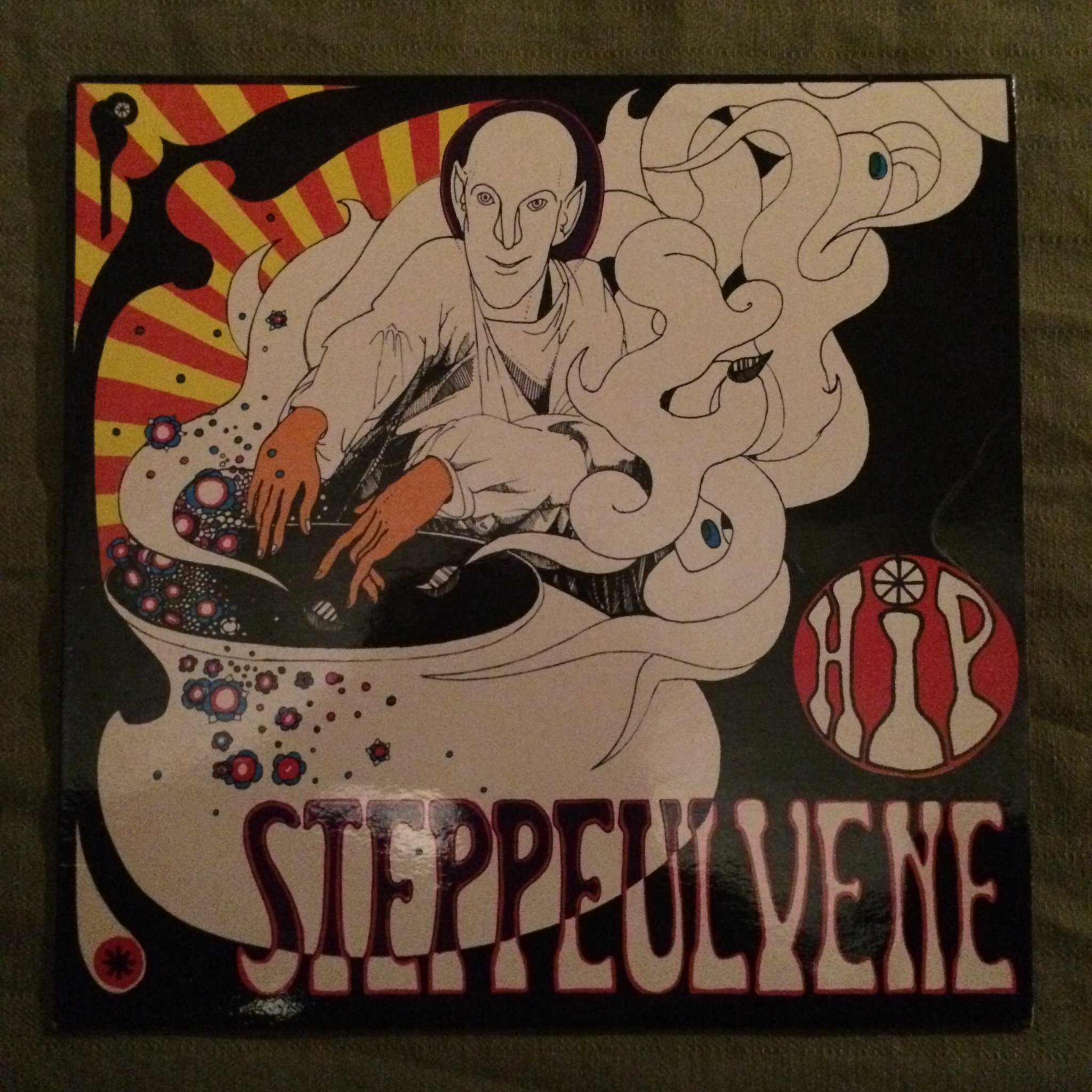 STEPPEULVENE - HIP [psych garage DAN 1967/1970 Metronome BP 7701]