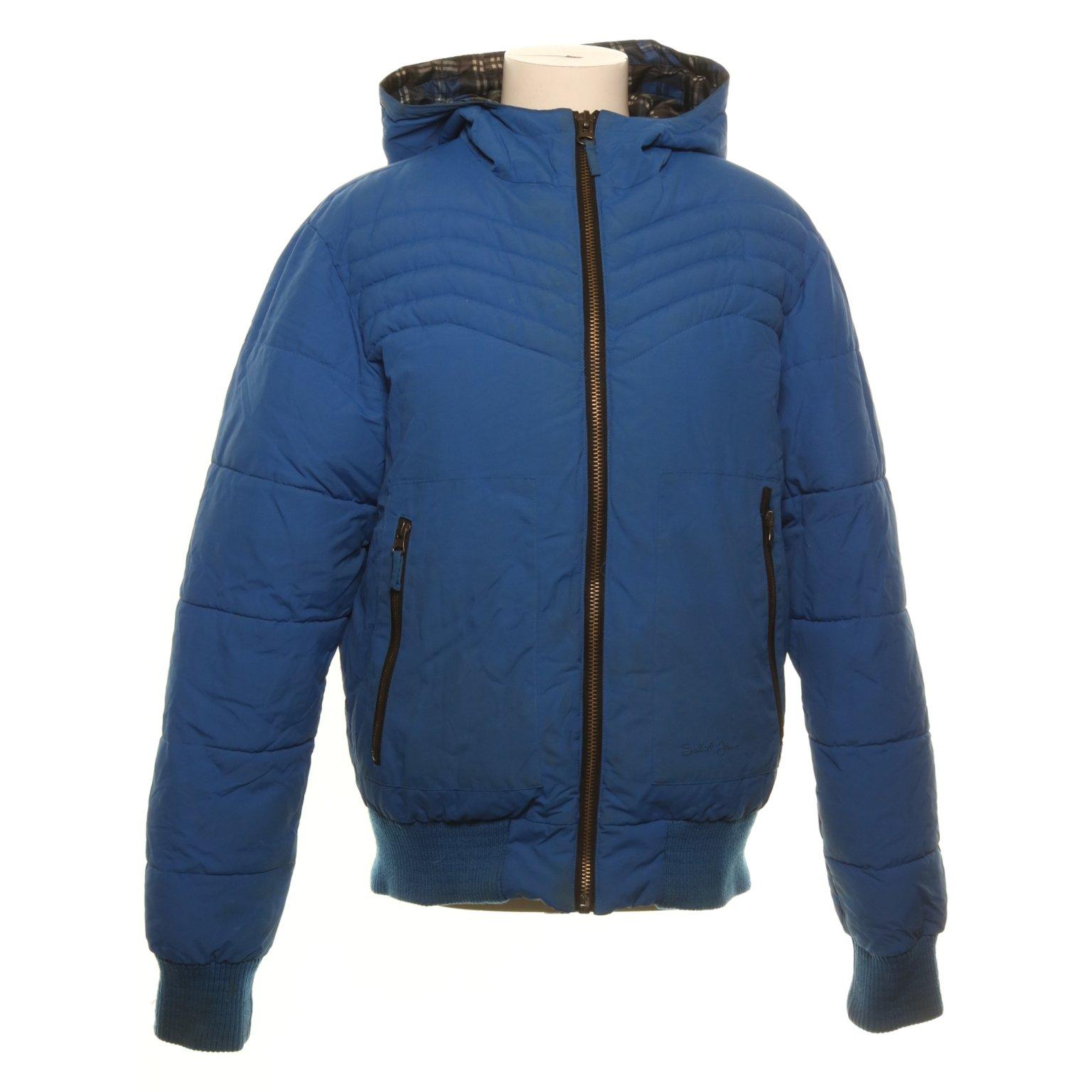 Solid Jeans, Vinterjacka, Strl: M, Blå, N.. (408351480) ᐈ
