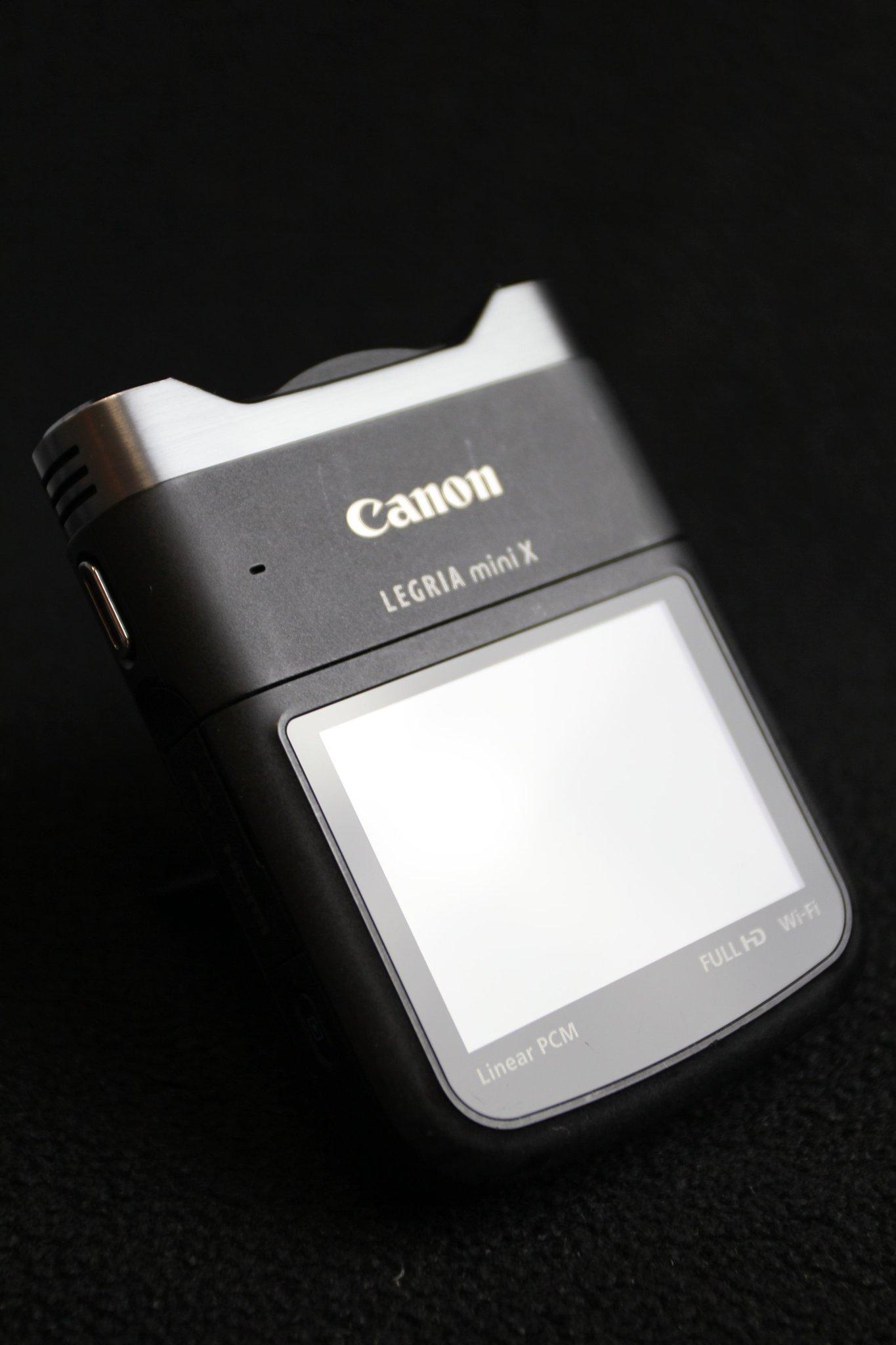 Canon Legria Mini X (409092190) ᐈ Köp på Tradera
