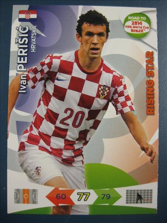 RISING STAR -   IVAN PERISIC - KROATIEN - ROAD TO 2014 FIFA WORLD CUP BRAZIL