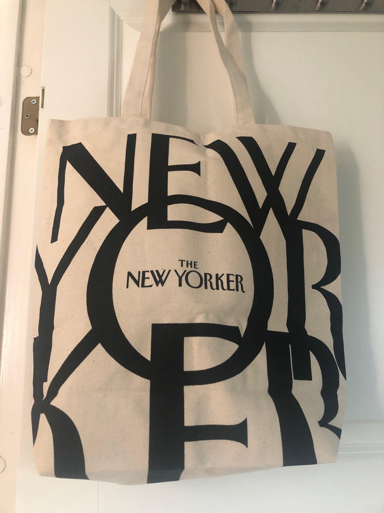 new yorker väska