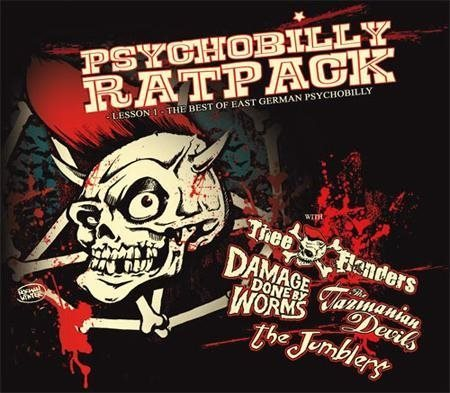 Psychobilly Rat Pack - Lession 1 - CD