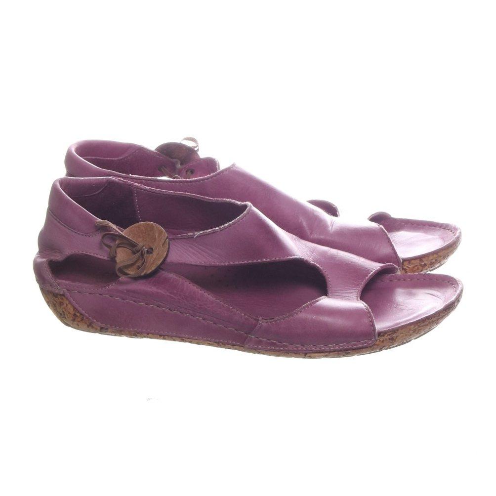 Charlotte of Sweden sandal lila
