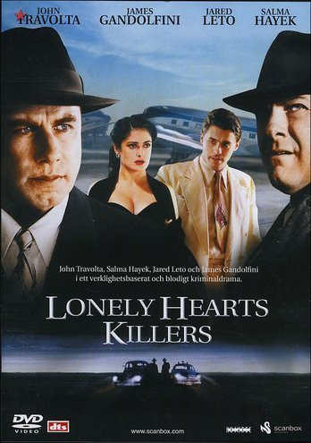 LONELY HEARTS KILLERS, med John Travolta
