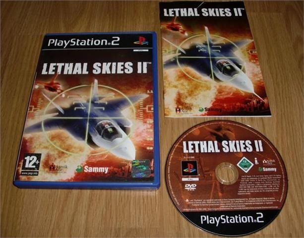 PS2: Lethal Skies 2