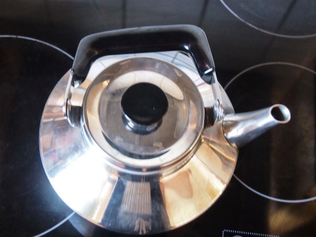 Kaffepanna i rostfritt sigvard bernadotte moderna kök 60 tal retro på