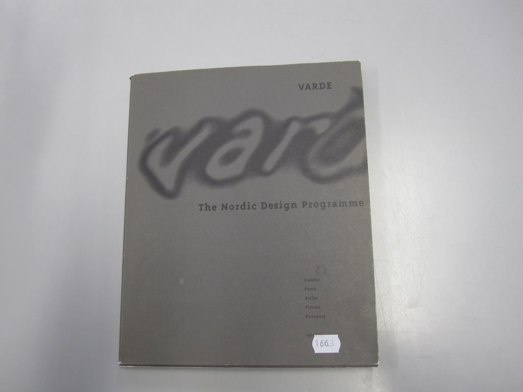 Varde - The Nordic design programme