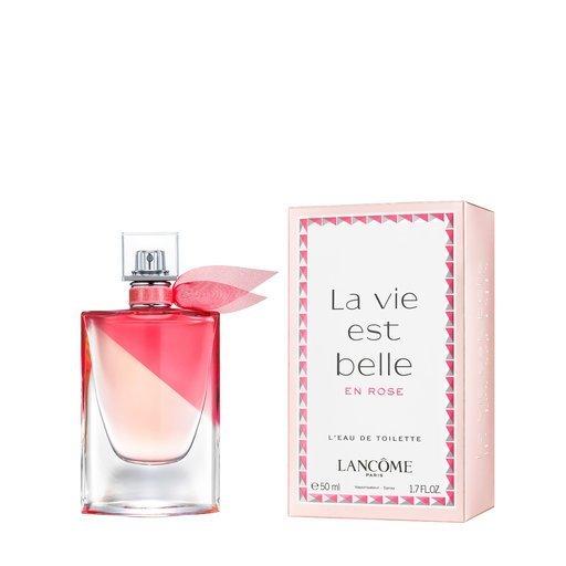 Lancôme, La Vie est Belle en Rose, EdT 50 ml (397652534) ᐈ