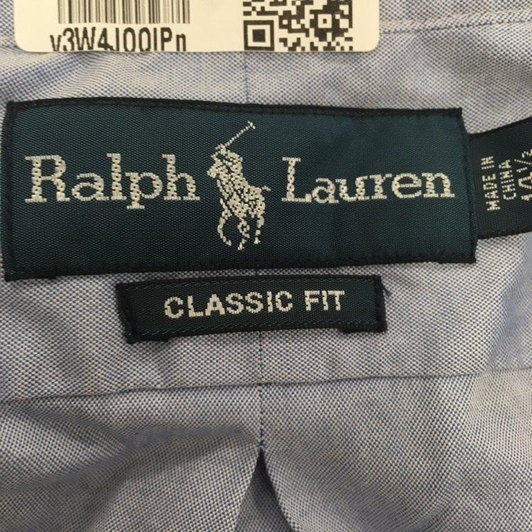 Ralph Ralph Ralph Lauren, Skjorta, Strl: S, Blå, Bomull f9f0f8