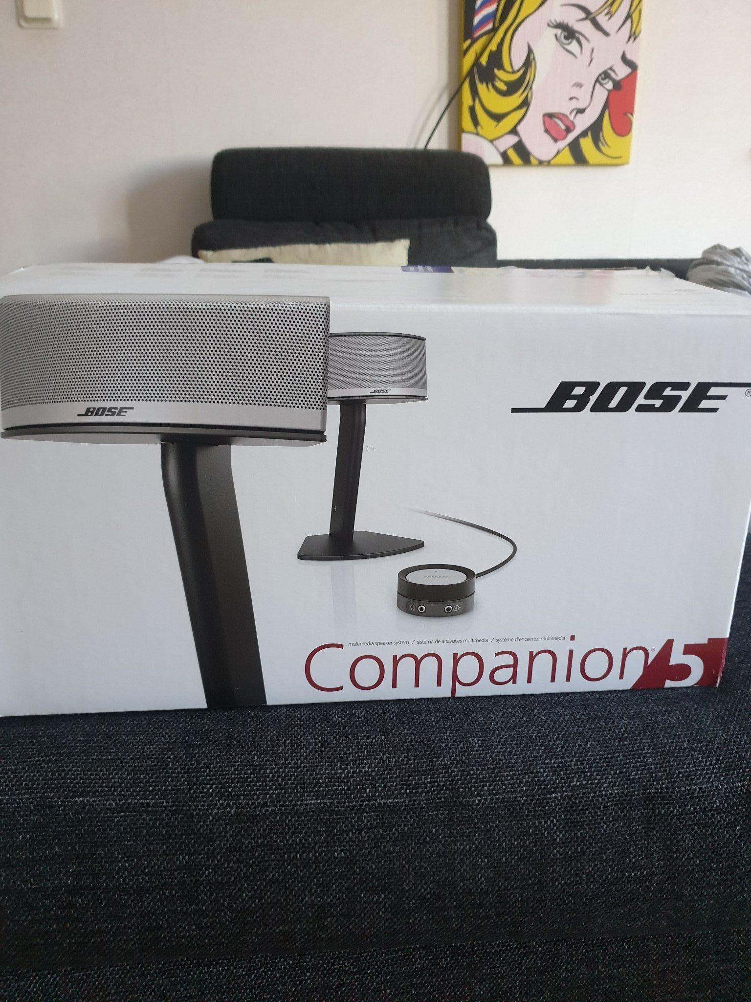Bose companion 5 (341652234) ᐈ Köp på Tradera 1a77e660ae223