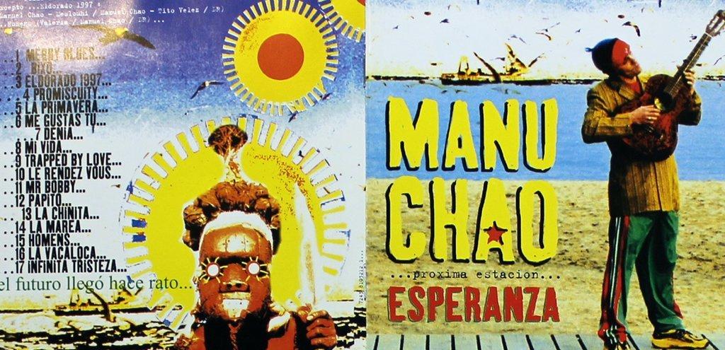 Manu Chao, Proxima estacion esperanza (CD) (364014840) ᐈ ...