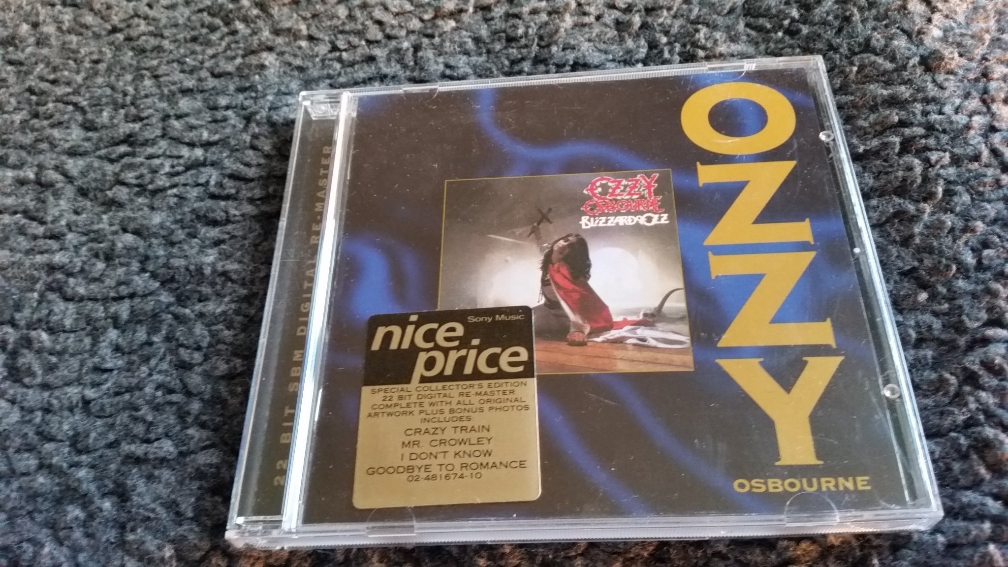 NetEnt выпустили долгожданный игровой автомат Ozzy Osbourne