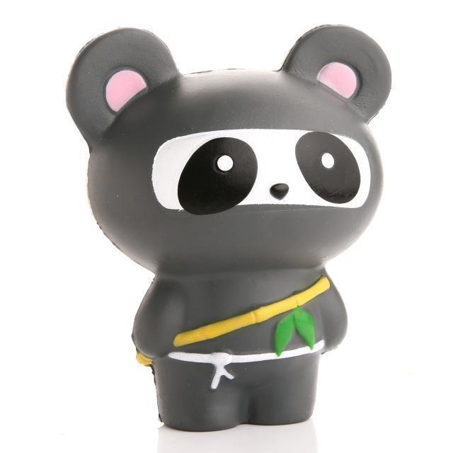 Squishy slow-  Panda Ninja 14cm