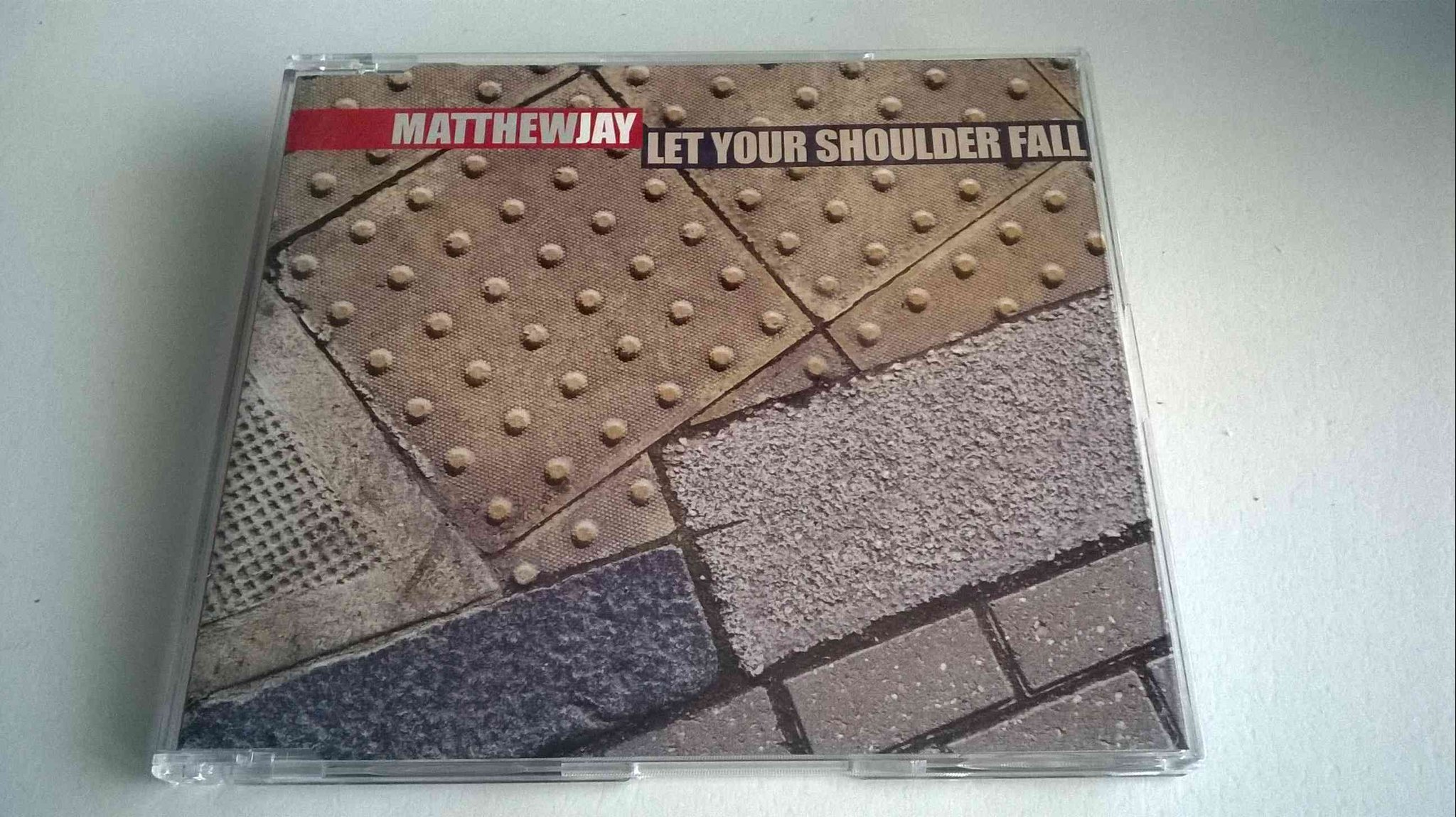 Matthew Jay ?- Let Your Shoulder Fall, CD, Single, Promo!