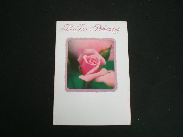 gratulationskort pensionering Gratulationskort för pensionering (279418303) ᐈ Köp på Tradera gratulationskort pensionering