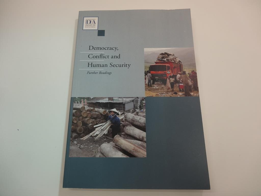 Democracy, Conflict and Human Security: Further readings