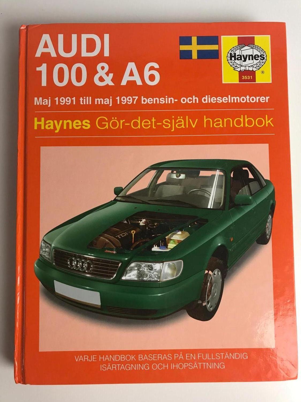 AUDI 100 & A6 - 1991-1997 - HAYNES GÖR-DET-SJÄL.. (404777511) ᐈ Köp på Tradera