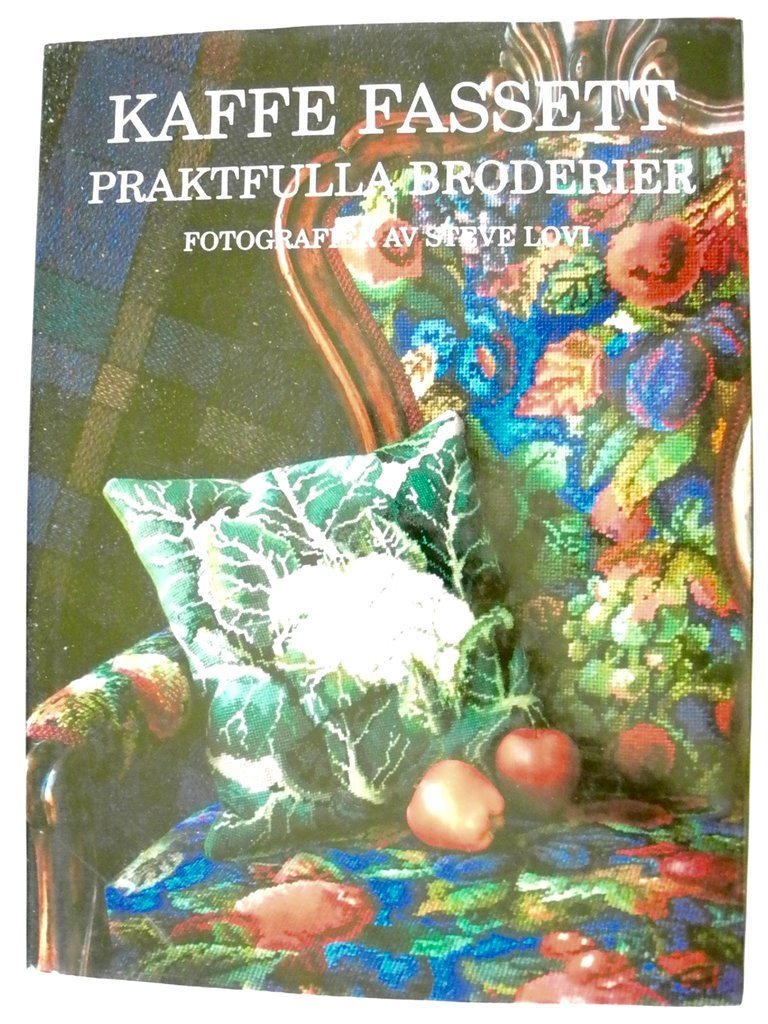 PRAKTFULLA BRODERIER Kaffe Fassett 1987 1987 1987 2d3fd3