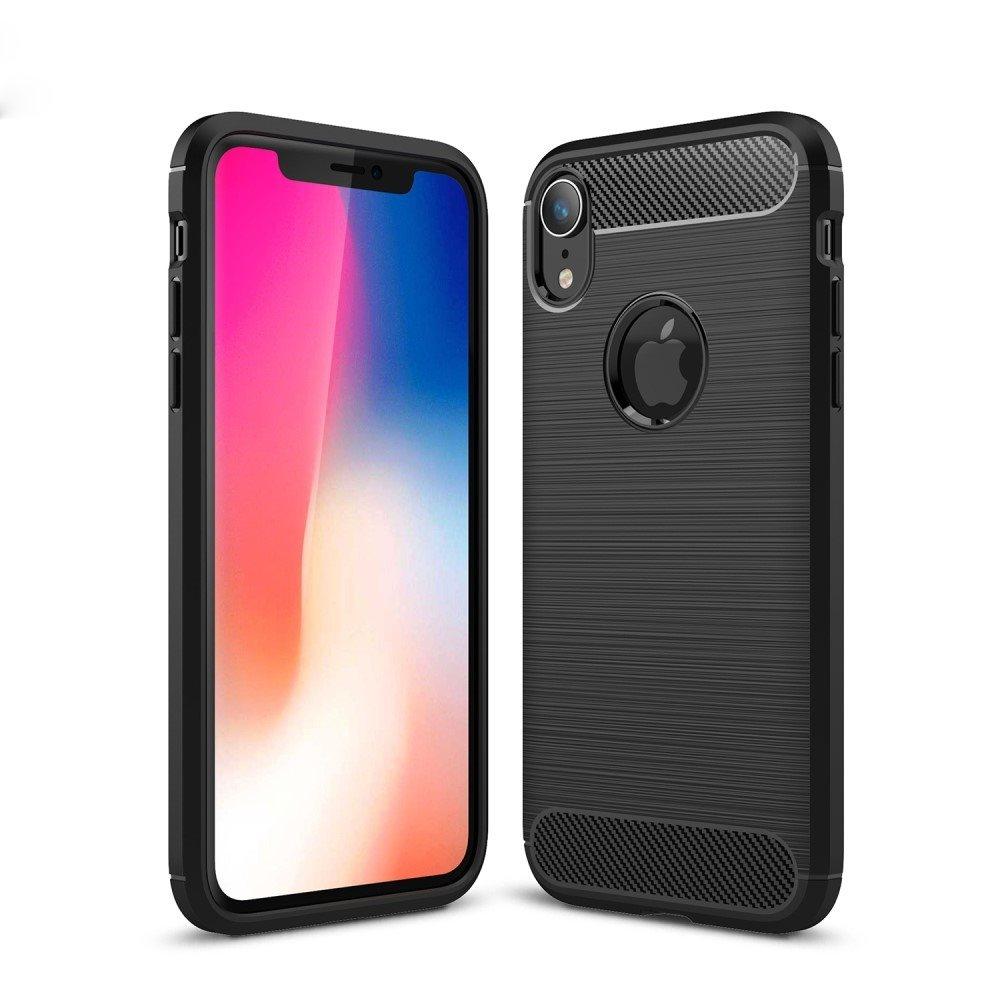 iPhone XR Anti Shock Carbon Stöttåli.. (329839662) ᐈ TheTechshop på ... 29c127516ae80