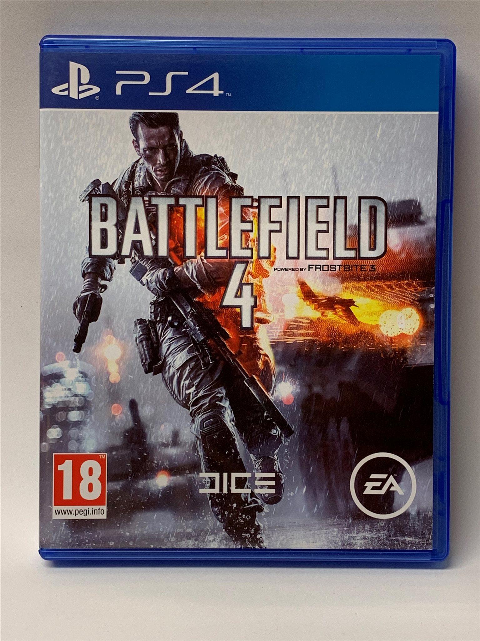 köp battlefield 4