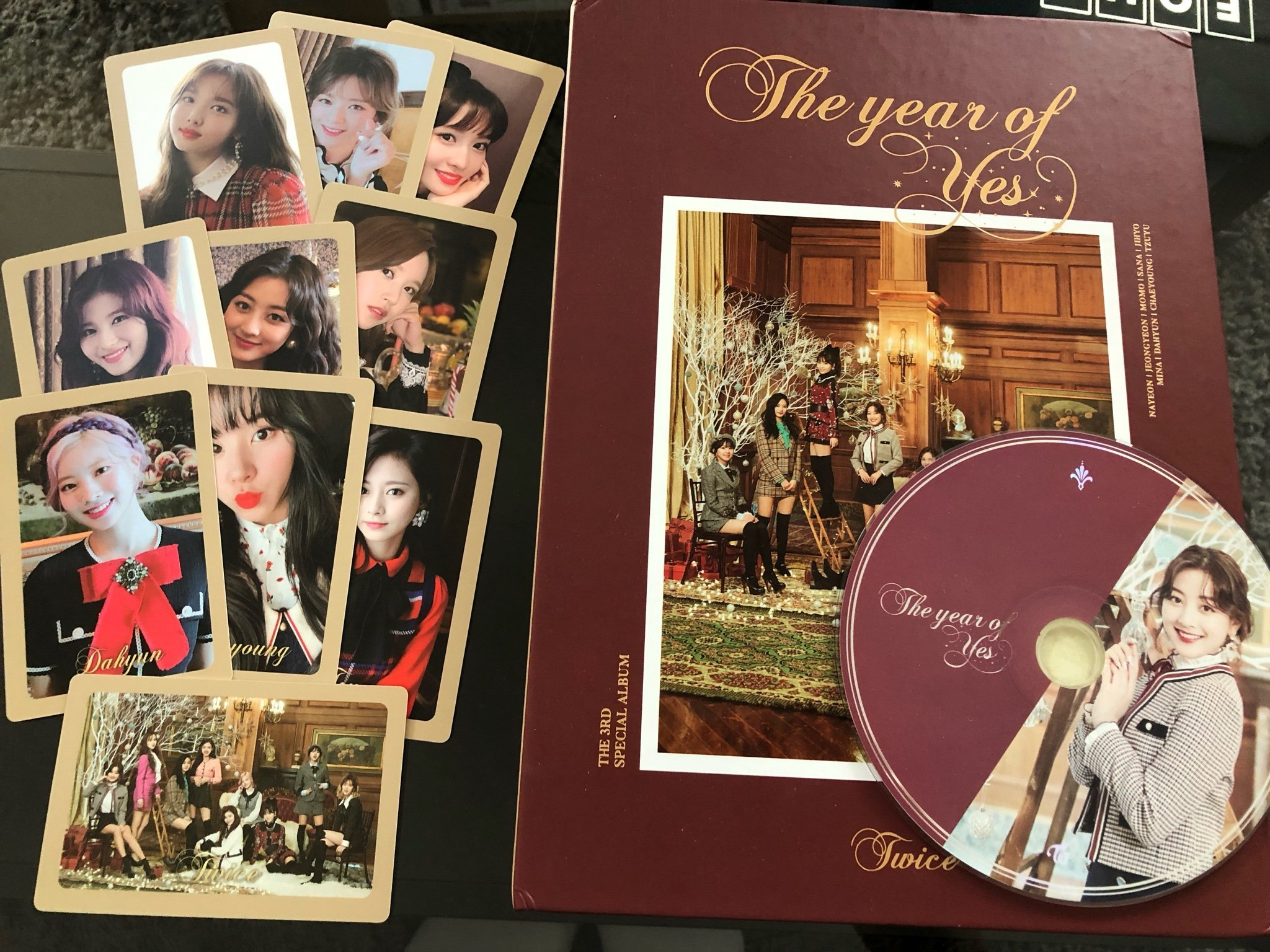 Kpop Twice The Year Of Yes (358256076) ᐈ Köp på Tradera