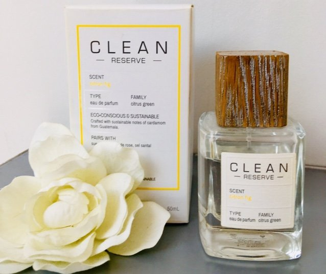 Parfym CLEAN Reserve Citron fig EdP 50 ml