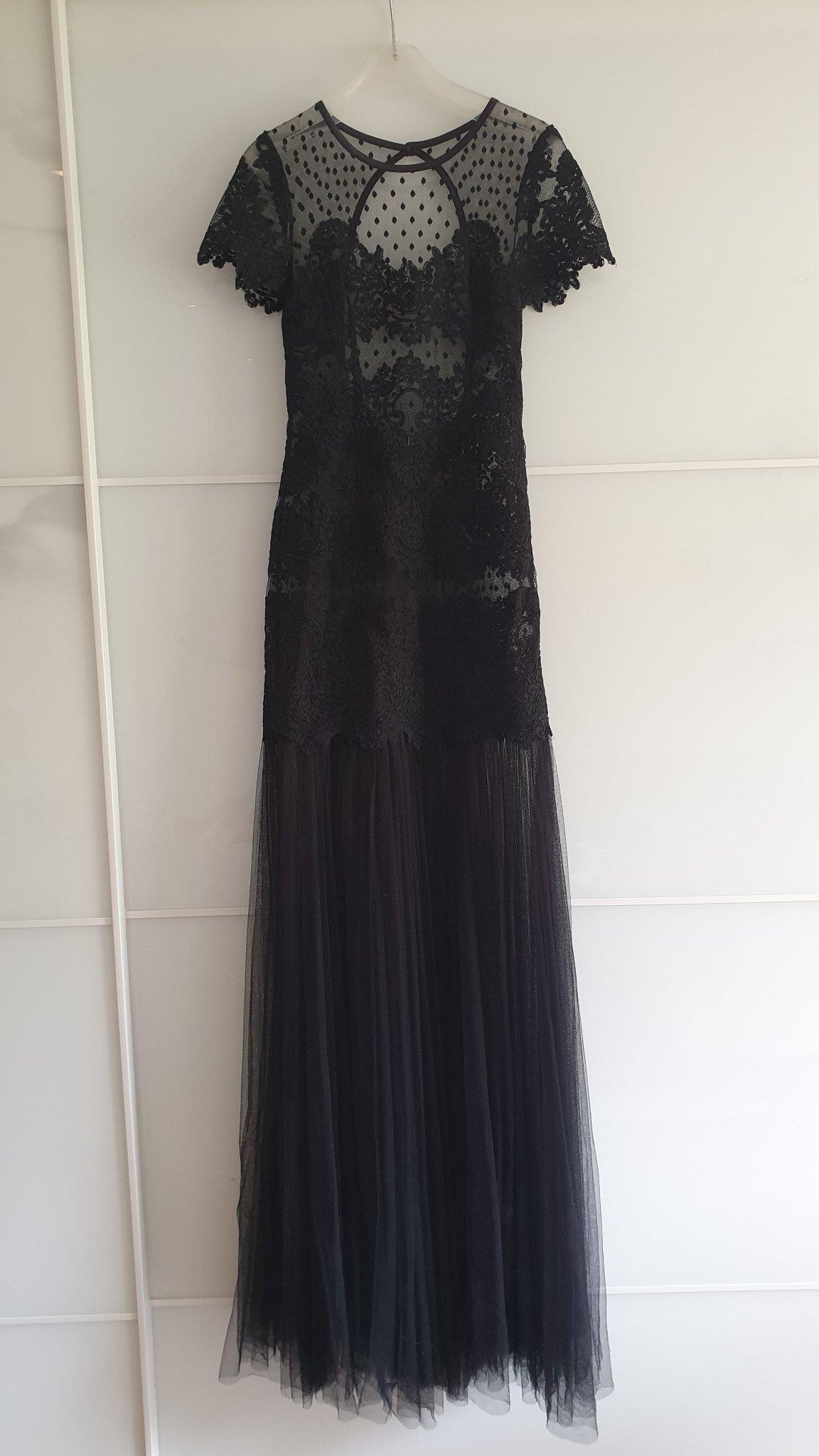 91443fecfde5 Ida Sjöstedt klänning / långklänning / svart klänning / spetsklänning /  spets ...