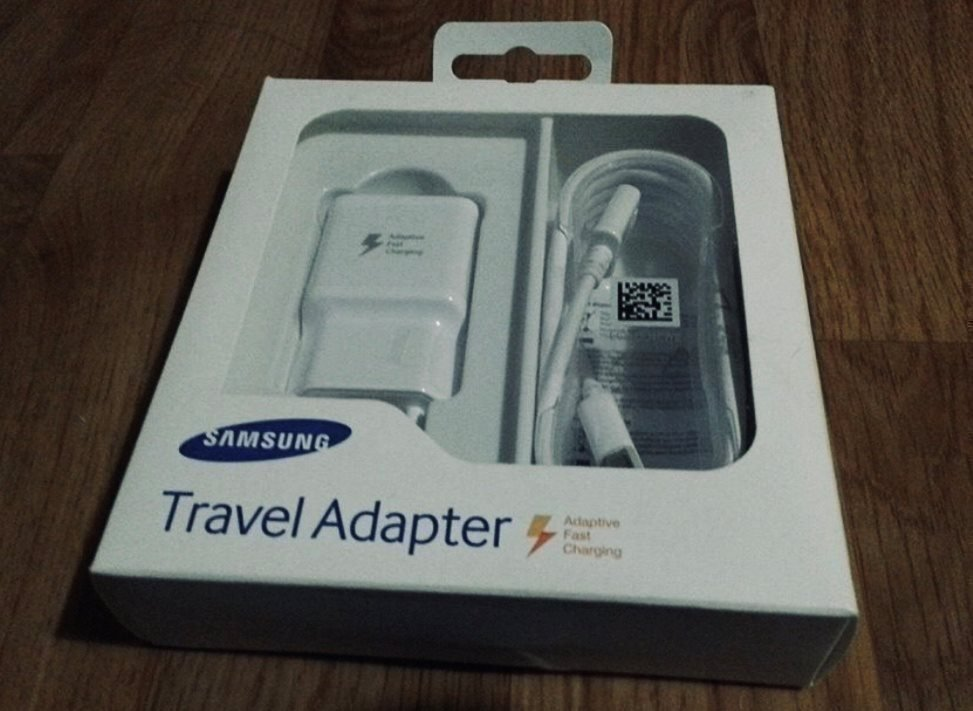 Samsung Fast Adaptive Travel Charger 2A: Reseladdare med