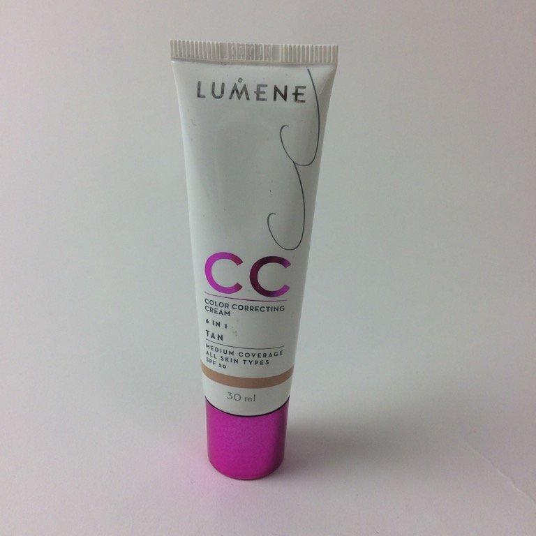 96273b1ce28 Lumene, CC-cream, Strl: 30 ml, Color corr.. (346326531) ᐈ Sellpy på ...
