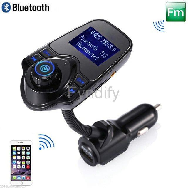 Fantastisk FM-sändare Bluetooth Med Skärm Delux (276277085) ᐈ Fyndify på Tradera IC-76
