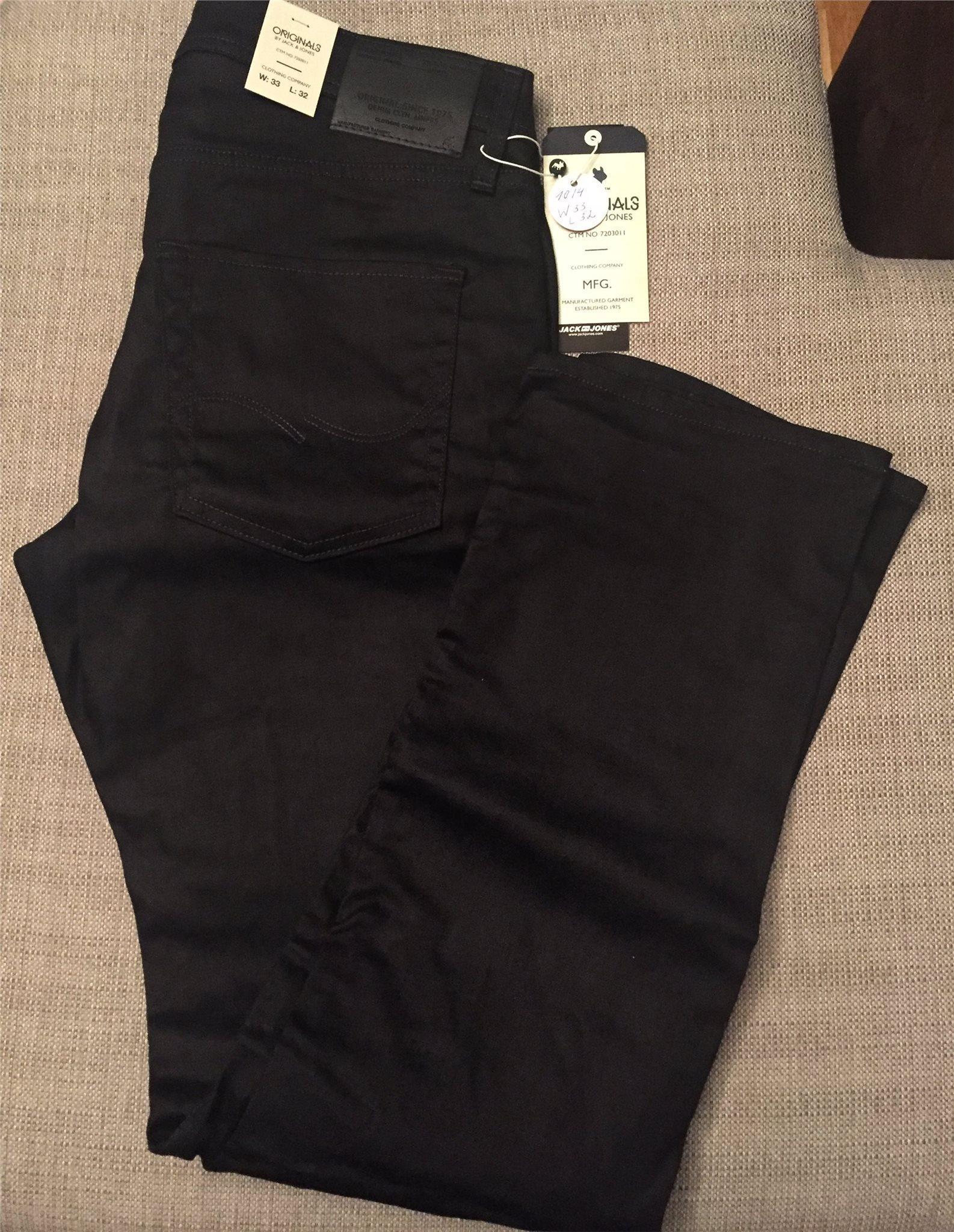 319949872 svart Ny 400kr XL av herr Jack jeans amp;Jones 1pxwTqUR