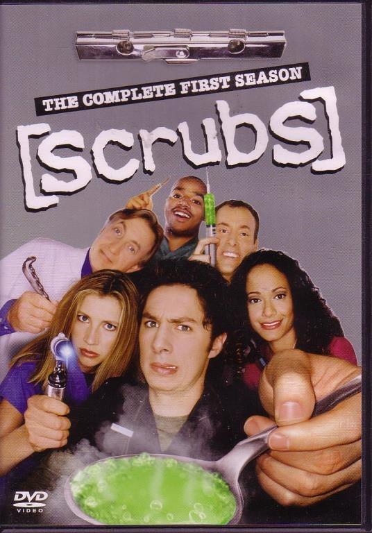 scrubs betyder