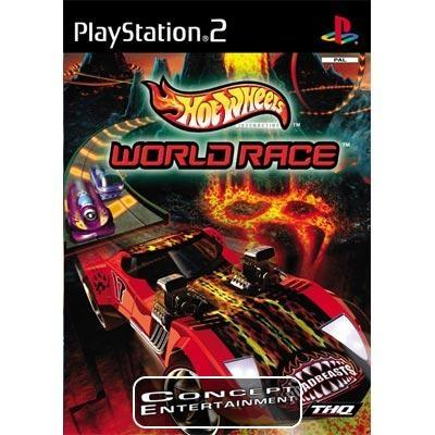 HOT WHEELS - WORLD RACE (komplett) till Sony Playstation 2, PS2