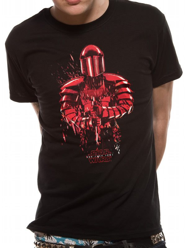 STAR WARS 8 THE LAST JEDI - PRAETORIAN GUARD (UNISEX)  T-Shi - Extra-Large