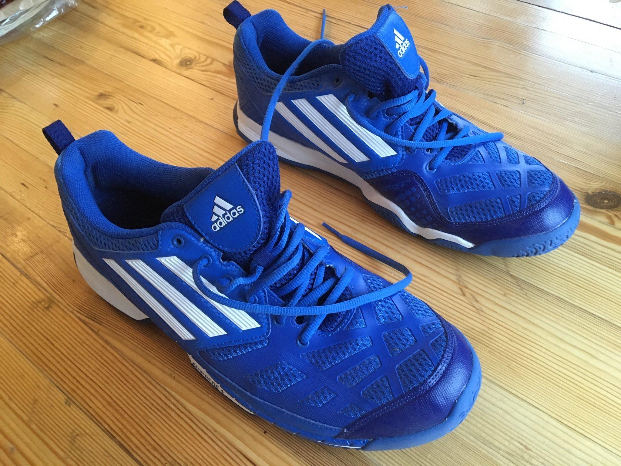 Fina Adidas skor Adiprene + Motionsskor US 12 12 UK 12