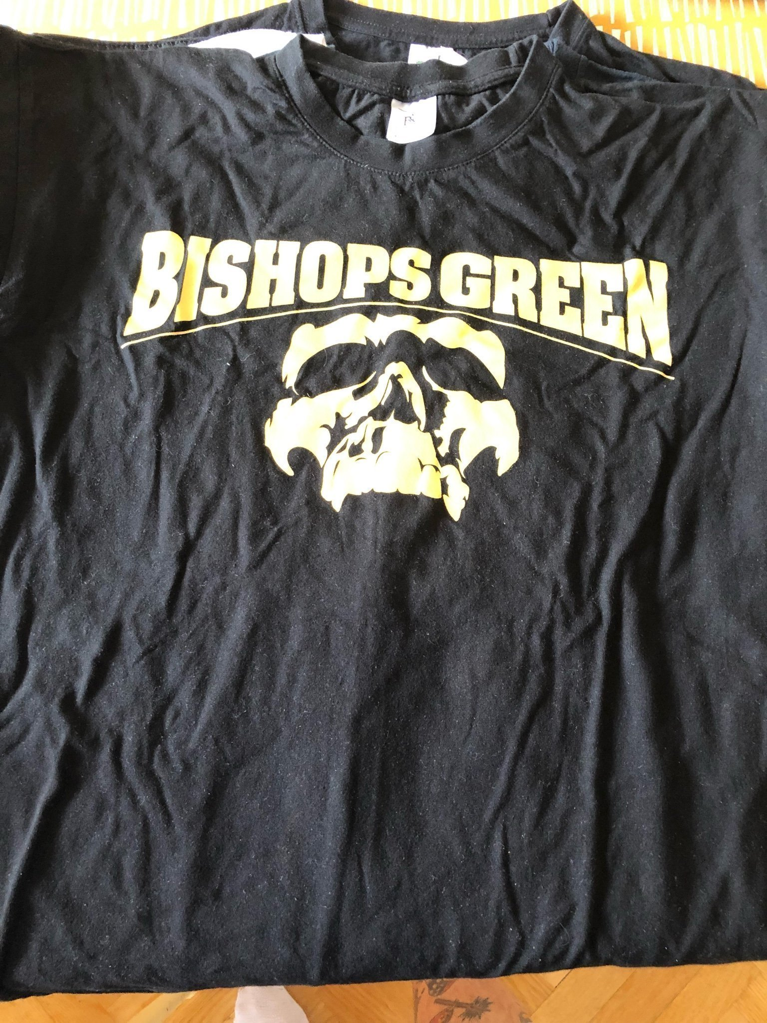 BISHOPS GREEN - ts - punk