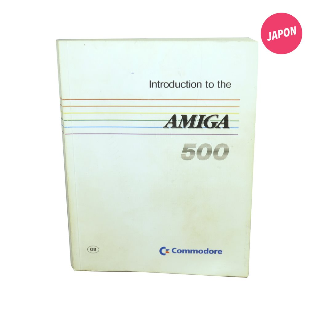Introduction to the Commodore AMIGA 500