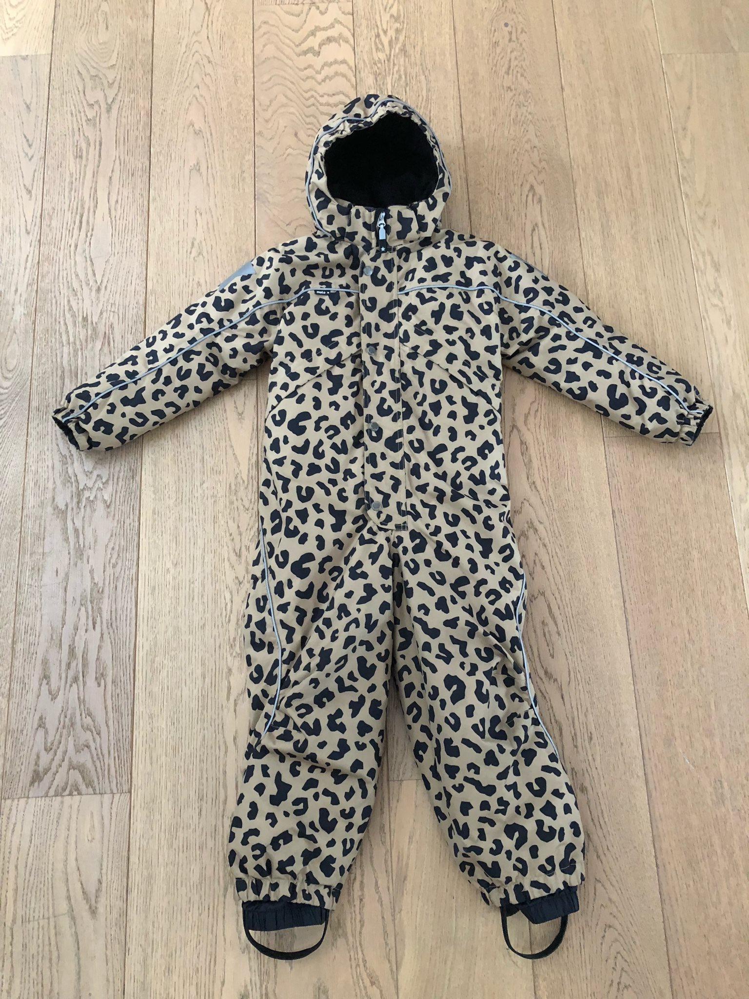 molo leopard overall