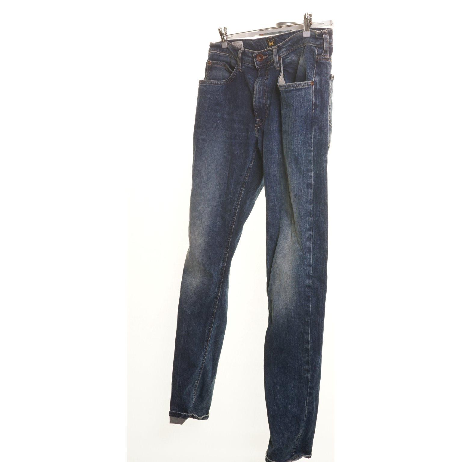Lee, Jeans, Strl: 34/34, 34/34, 34/34, Blå 4f45a9