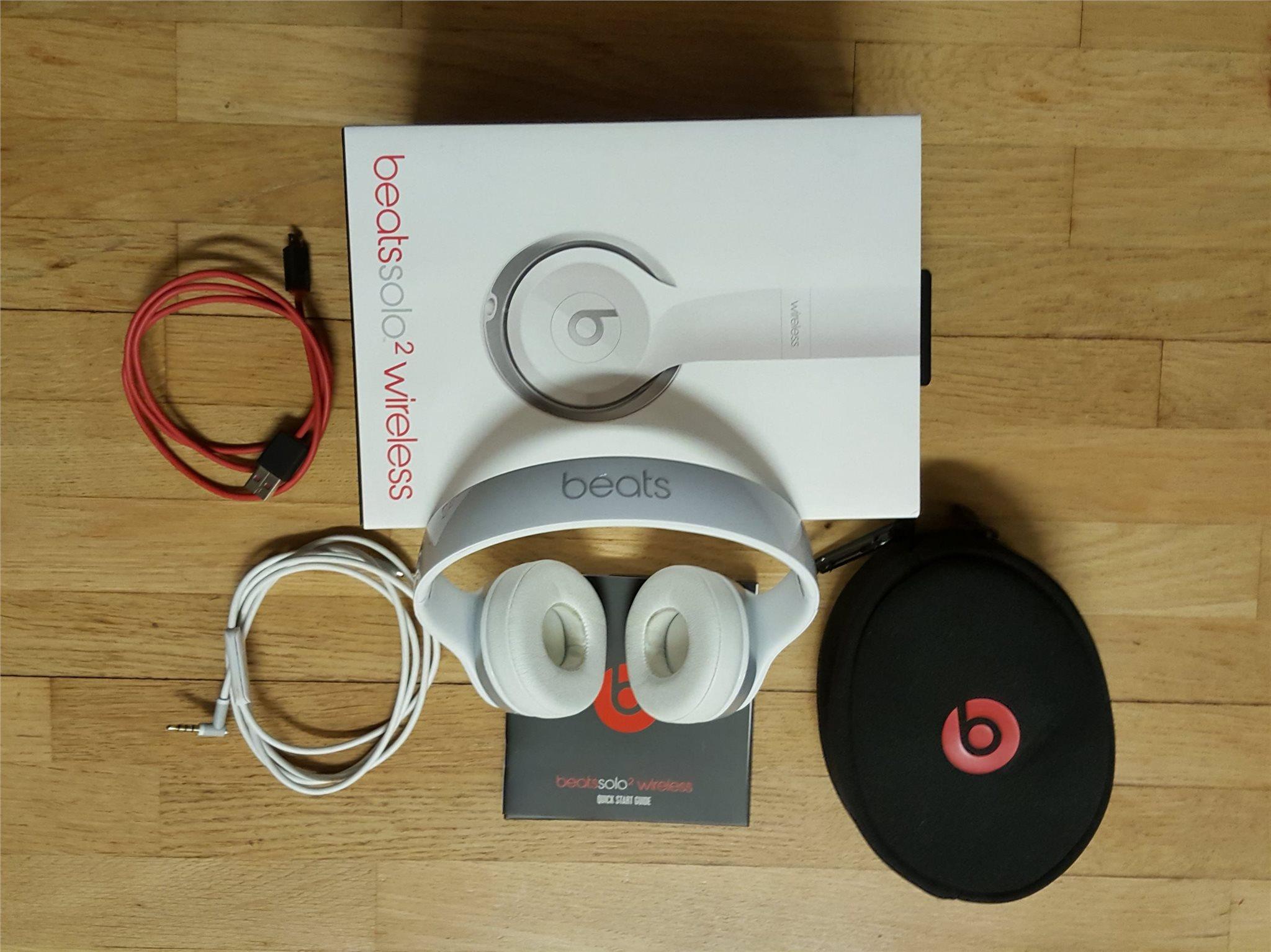 Hörlurar Beats by Dr.Dre Beats Solo2 Wireless (338484483) ᐈ Köp på ... 9174ae7c00d1d