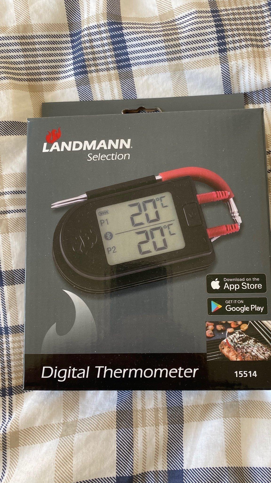 Landman Digital Bluetooth Termometer